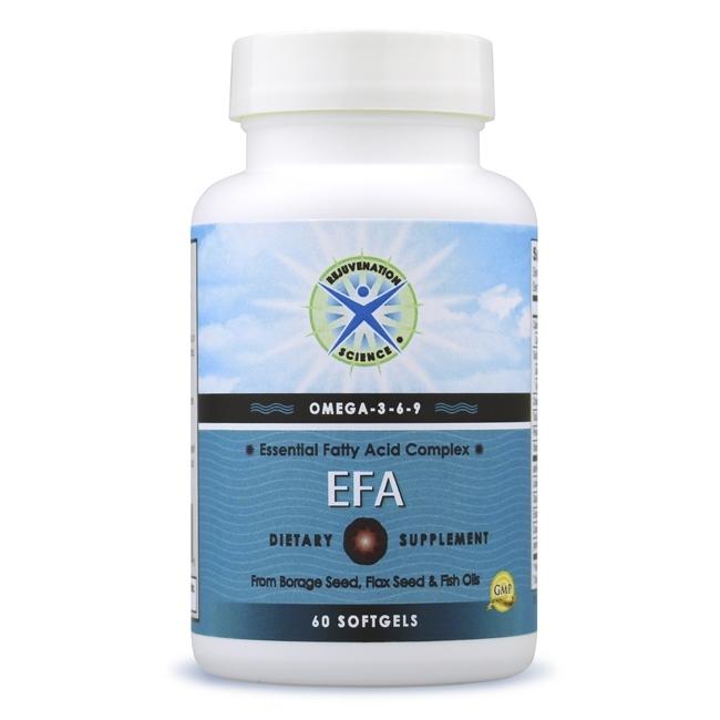 Efa Essential Fatty Acids Omega 3 6 9