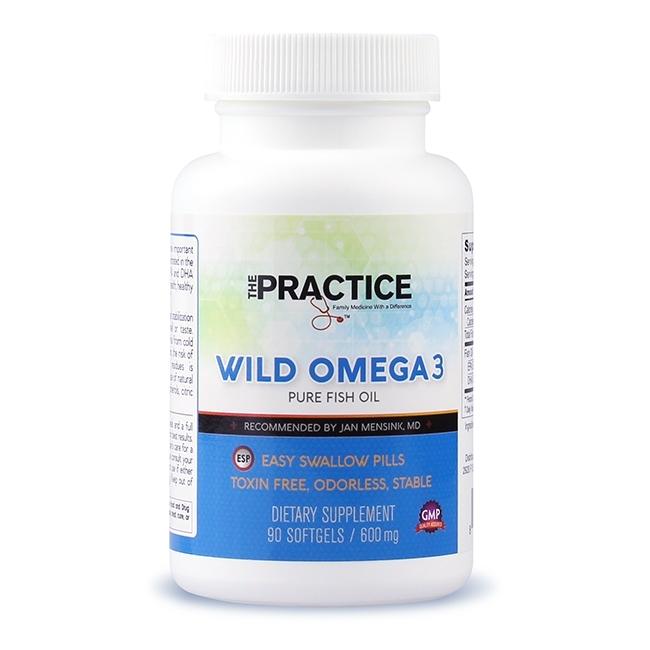 Omega-3 Wild Fish Oil ESP
