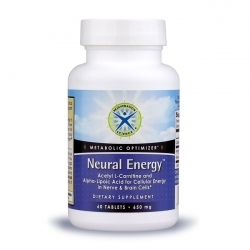 Neural Energy™ (ALC/ALA); Rejuvenation Science; 650 mg; 60 tablets