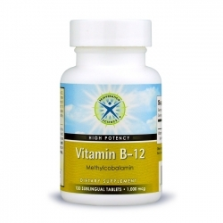 Vitamin B-12; Rejuvenation Science; 1 mg; 120 sublingual tablets
