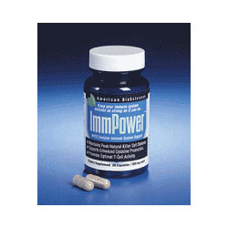 ImmPower AHCC; American Biosciences; 500 mg; 30 vegicaps